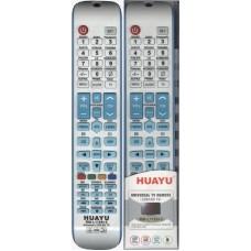 Пульт универсальный для ТВ корпус АА59-00581А Huayu RM-L1195+ (серия HRM1349)