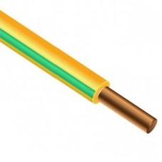 Провод ПуВ1  4,0 желто-зеленый, Поиск