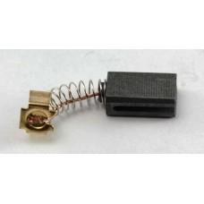 Электроугольная щетка 5х8х12 пружина проточка 2, скоба для STERN EP 600-600 Wt