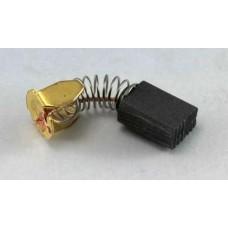 Электроугольная щетка 5х8х12 пружина пятак-уши. Подходит для МАКИТА СВ-51А
