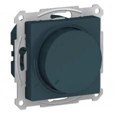 Светорегулятор (диммер) поворотно-нажимной, 315Вт, мех., ИЗУМРУД ATLASDESIGN