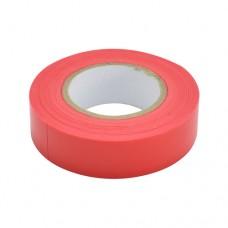 Изолента ПВХ 15мм*20м красная ЭТП
