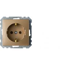 Розетка РС16-525 бронза