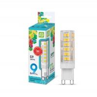 Лампа светодиодная LED-JCD-standard 9Вт 230В G9 4000К 810Лм ASD