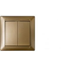 Выключатель С5 10-803 бронза
