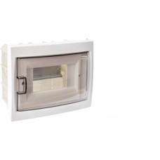 Бокс КНС-6Д 6-ти местный для скрытой установки с дверцей