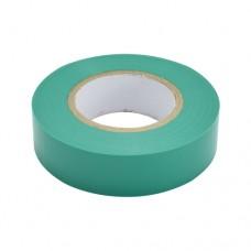 Изолента ПВХ 15мм*20м зеленая ЭТП