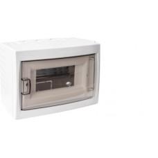 Бокс КНО-8Д 8-х местный для открытой установки с дверцей