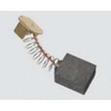Электроугольная щетка 7х14х16мм (пружина, пятак-уши) подходит для Интерскоп УШМ-1800 М Titan