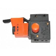 Выключатель для дрели Topex 6(6)A Titan с регулятором оборотов